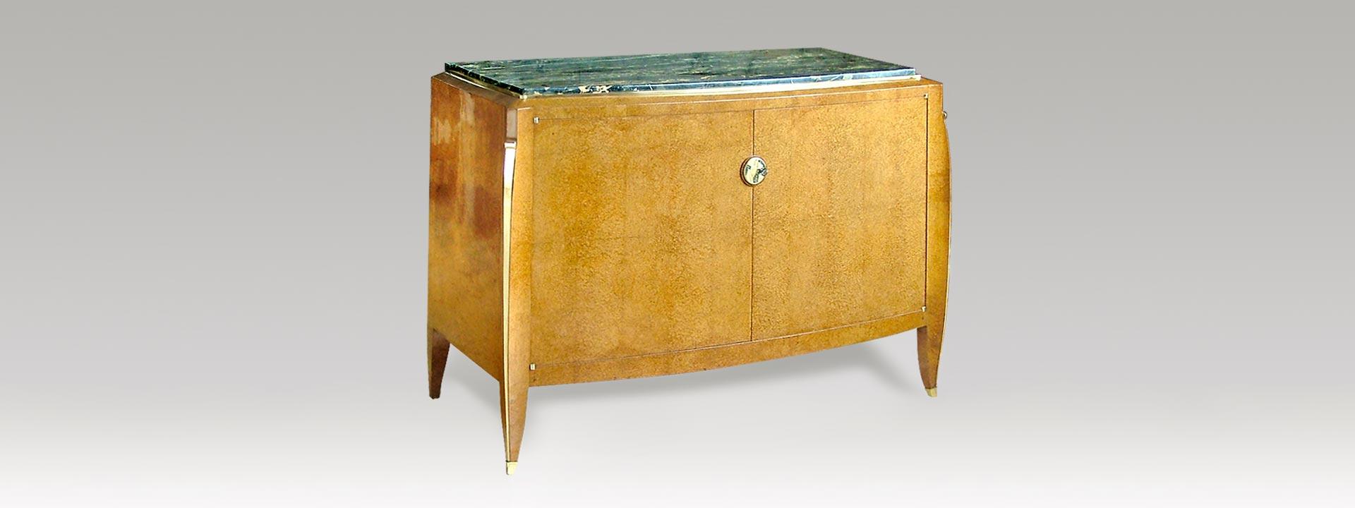 Restaurateur b niste de meubles ruhlmann du xxe si cle for Mobilier bureau yves ollivier